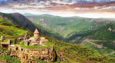 Armenien & Georgien Kulturreise