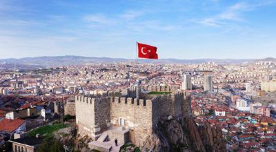 Unentdeckte Teil der Türkei