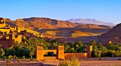 Die große Marokko Tour