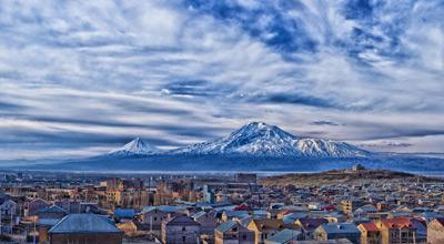 9 Tage 8 Nächte Armenien